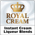 Royal Cream Liqueur Blends