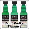 Fruit Vodkas