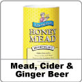 Honeymead Cider & Ginger Beer