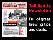 Tall Spirits Newsletter